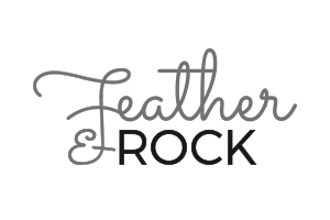 Feather & Rock